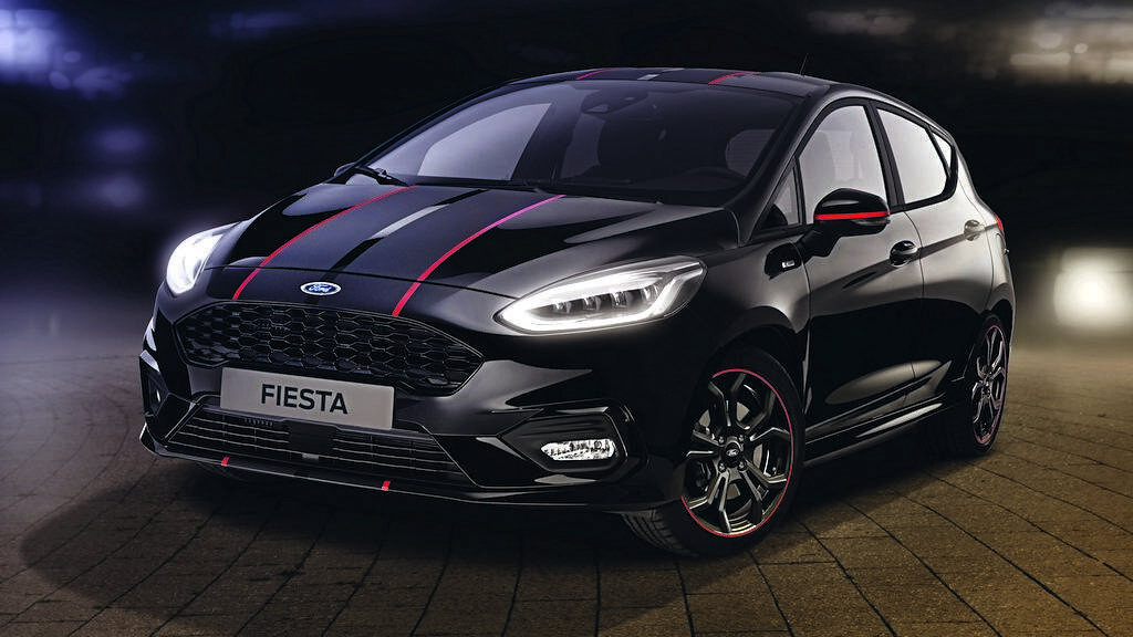 Ford Fiesta Red Black_02