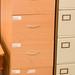 E110 beech filing cabinet