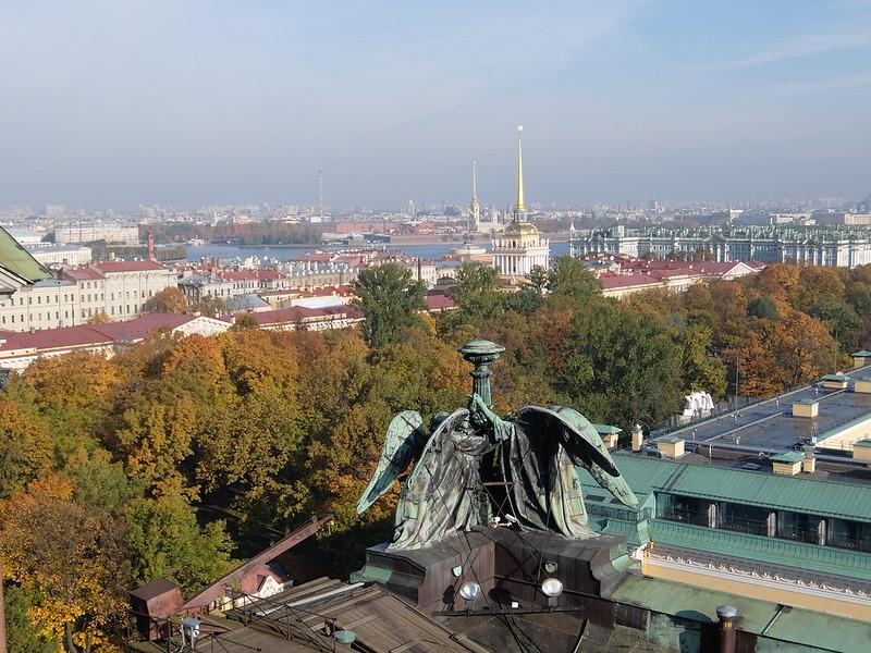 Санкт-Петербург - Исаакиевский собор - Ангелы