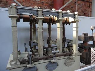 Parrott Hydraulic Pump