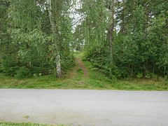 Lysløypa - Parkeing - Prestegårdsskogen - Askim - Østfold - Norway