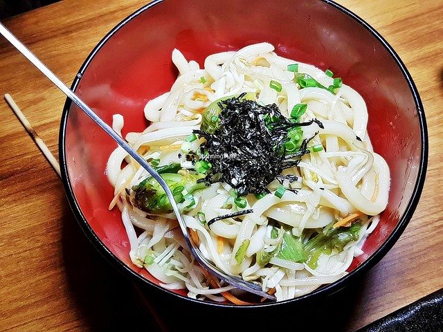 Pan-Fried Udon