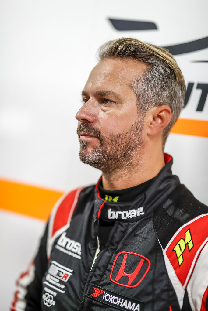 MONTEIRO Tiago, (prt), Honda Civic TCR team Boutsen Ginion racing, portrait during the 2018 FIA WTCR World Touring Car cup of Japan, at Suzuka from october 26 to 28 - Photo Clement Marin / DPPI