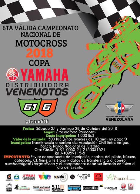 Copa Yamaha 616.Def