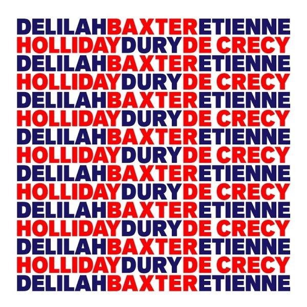 Baxter Dury, Étienne De Crécy And Delilah Holliday - B.E.D