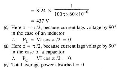 NCERT Solutions for Class 12 physics Chapter 7.24