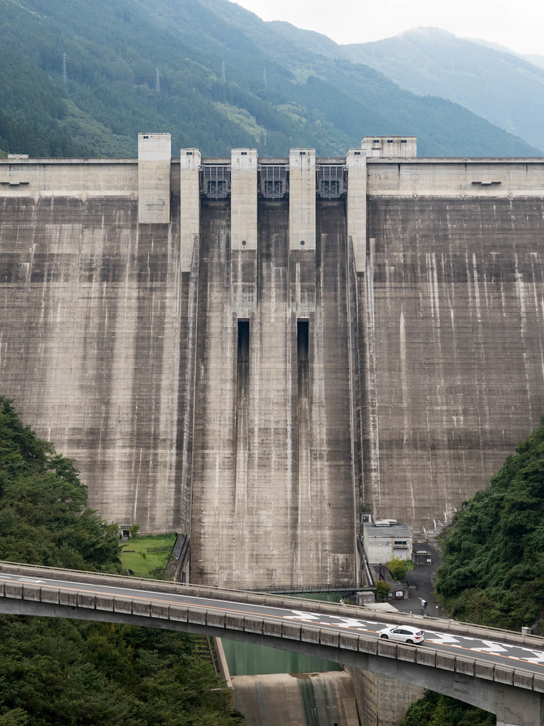 Takizawa Dam