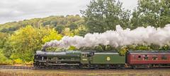 Severn Valley Railway Autumn Steam Gala 2018.