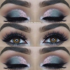 Best Ideas For Makeup Tutorials : 23 Glam Makeup Ideas for Christmas