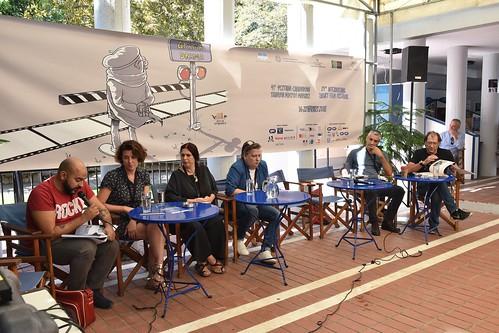 Παρουσίαση Σκηνοθετών Εθνικού Διαγωνιστικού - 21-09-2018