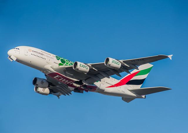 emirates expo 2020 livery