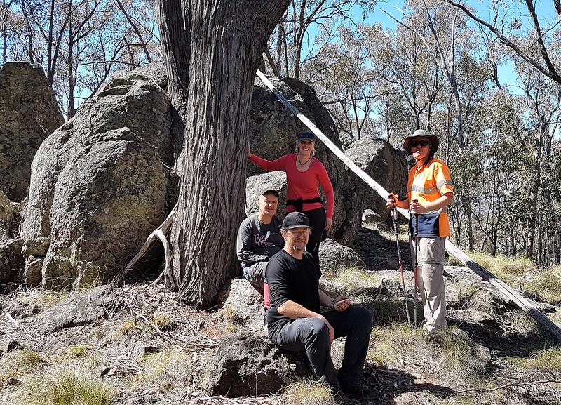 geocaching baranduda range