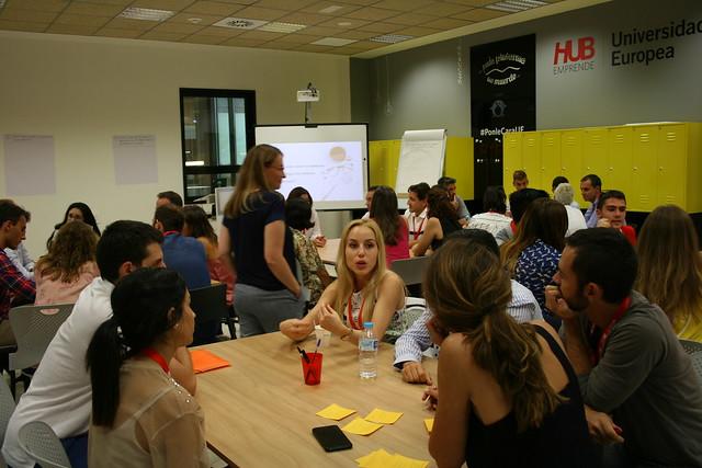 Alumni World café - networking