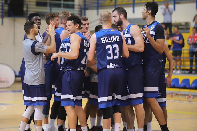 JORNADA 2 | Club Melilla Baloncesto - Covirán Granada (ORO 18/19 - J2)
