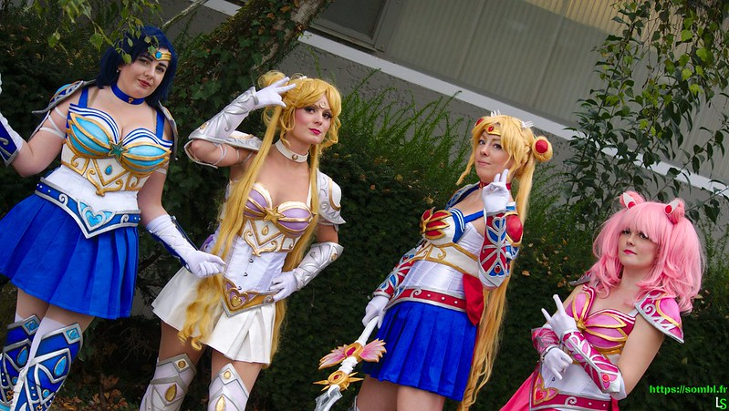 Cosplay Sailor Moon