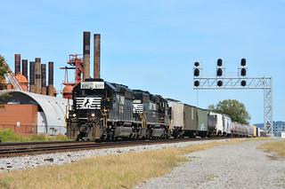 NS SD40-2 6171-A21