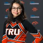 Grace Gairdner, WolfPack Cheerleading Team