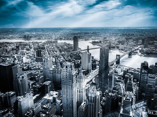 view usa newyork building manhattan newyorkcity city oneworldobservatory utsikt skyline cityscapes us oneworldtradecenter