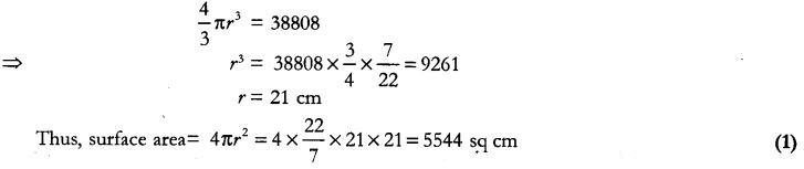 CBSE Sample Papers for Class 10 Maths Paper 10 8
