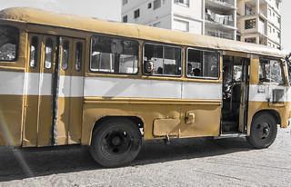 First Photo in Cuba