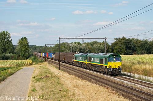 RTB Cargo V266 's Herenelderen