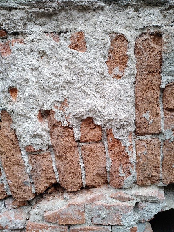 Cracked Brickwall texture #5