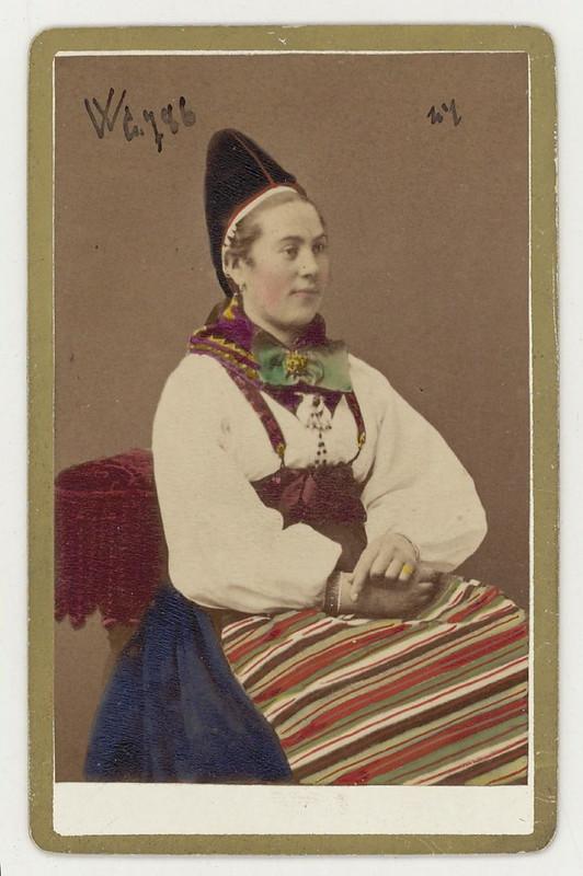1883. Антропологические портреты шведов и норвежцев Вильгельма Юриниуса. Часть 2