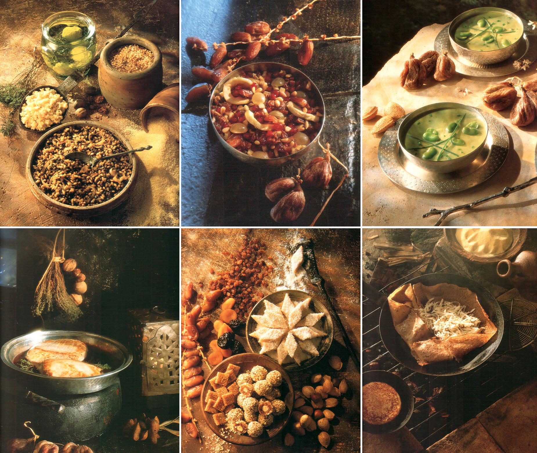 """du livre """"La cuisine de la Bible"""""""