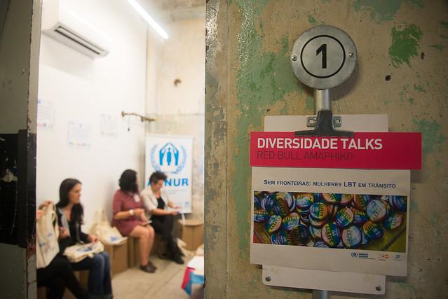 Roda de conversa e oficinas no evento SSEXBBOX