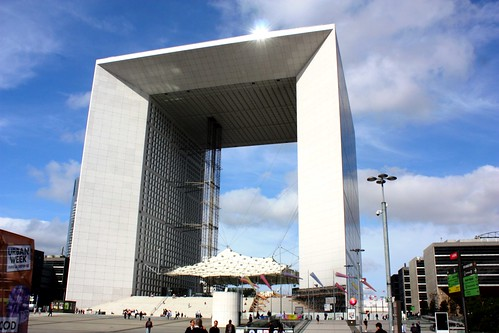 IMG_6146/Paris La Défense /La Grande Arche/Great Ark