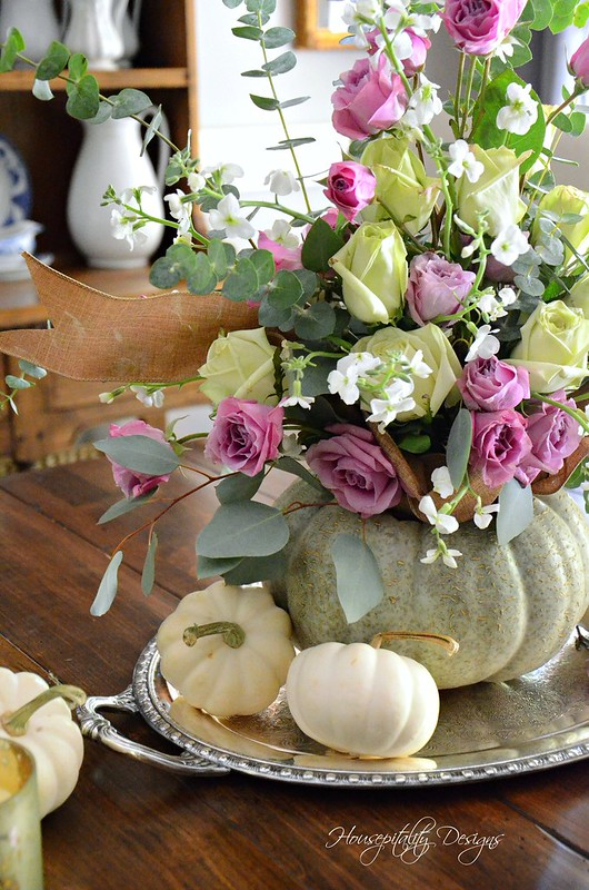 Pumpkin Centerpiece-Housepitality Designs-8
