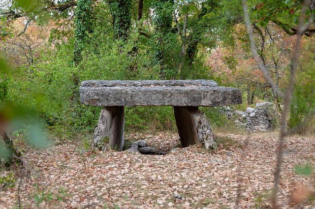 Dolmen de la Table de Roux (Assier, France)-106