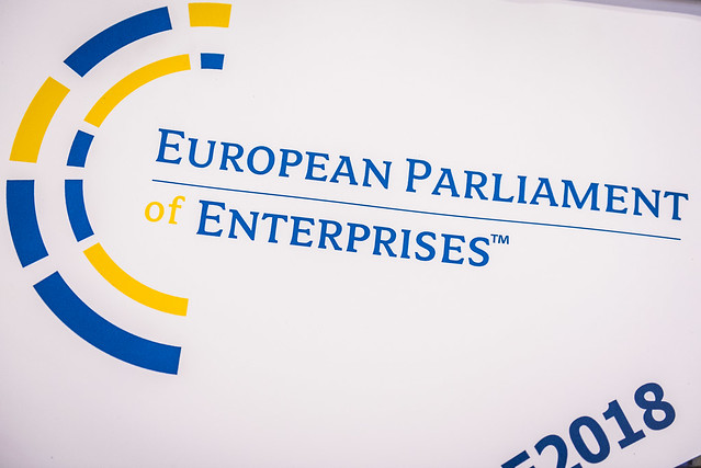 European Parliament of Enterprises 2018™