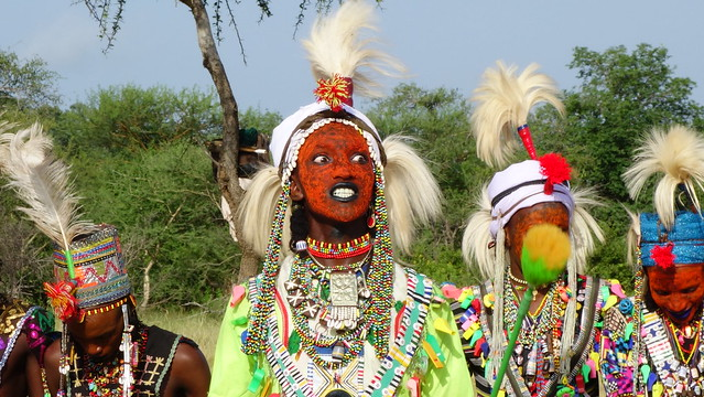 Wodaabe,Gerewol festival,Chad