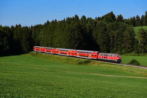 218 424-0 DB, Lengenwang Frödenberg (3643)