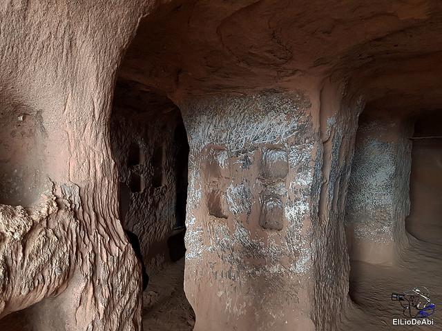 Descubre las Cuevas de los Cien Pilares en Arnedo (17)