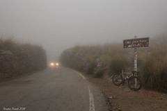 Coll dels Reis in the Clouds
