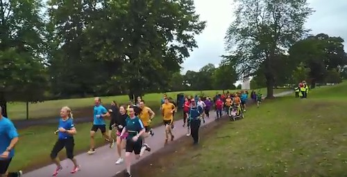 Toyen parkrun video all year round