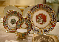 Imperial Designs: From the Habsburg's Herend to the Romanov's Fabergé