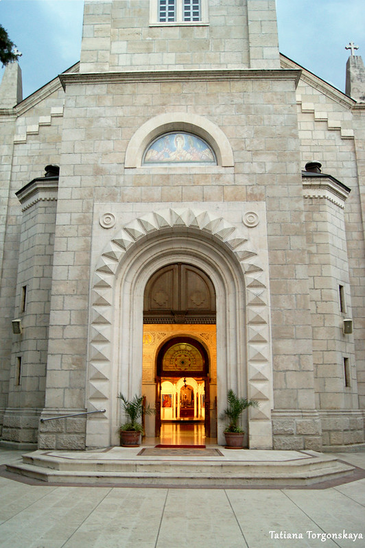Портал собора Св. Преображения