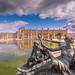 Palace of Versailles by Benedikt Filip