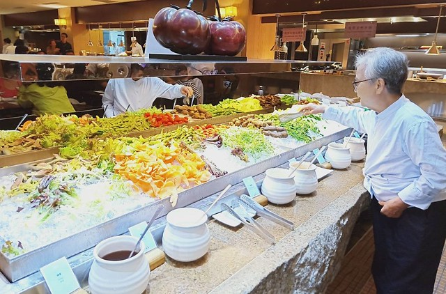 雲品酒店晚餐 (2)