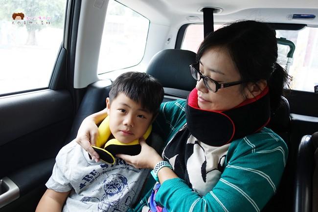 GreySa格蕾莎 全家福旅行頸枕 旅行枕推薦 (25)