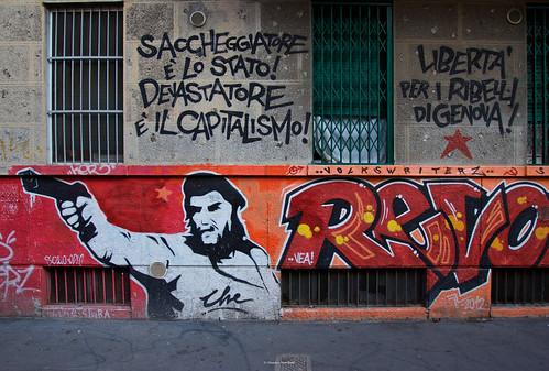 IMGP2963 Che Guevara, Squatter settlements