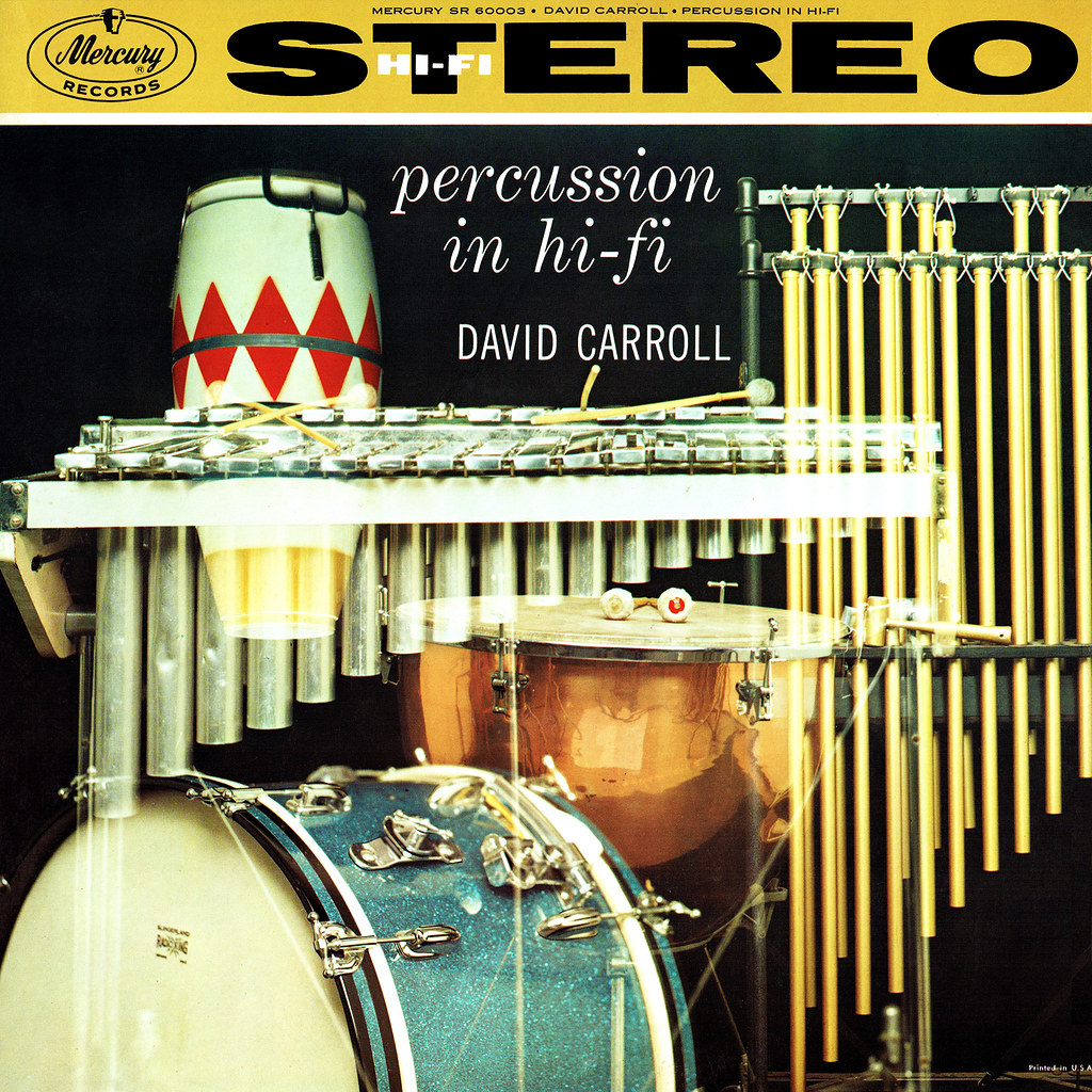 David Carroll - Percussion in Hi-Fi