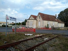 VELORAIL DE COZES - Photo of Rioux