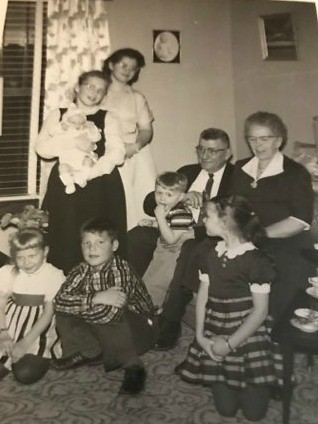 The Lavictoires circa 1960