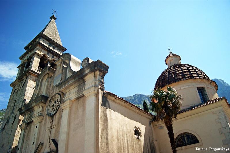 Церковь Святого Матфея в Доброте