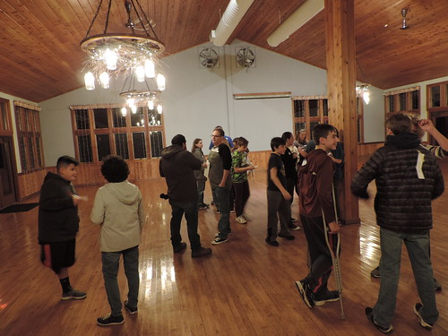 Youth Fall Lock-In 2018 of the Diocese of Fond du Lac