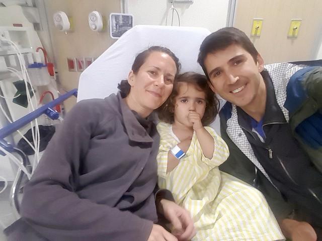 Hospital Visit #9